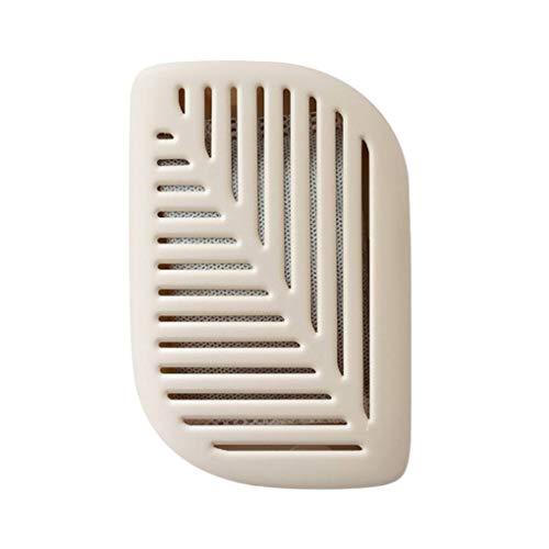 Charcoal Deodorizer Absorber-Erfrischungs Blatt-Form-Kühlschrank-Geruch-Remover Air Fresh Box Purifier Mengonee -