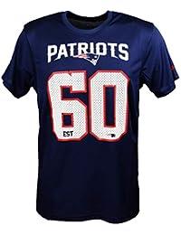196d223c7ed12 A NEW ERA Era England Patriots NFL Supporters tee Trikot Navy