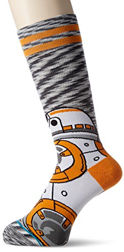 Herren Socken Stance BB-8 Star Wars Socken (Low Premium-skate)
