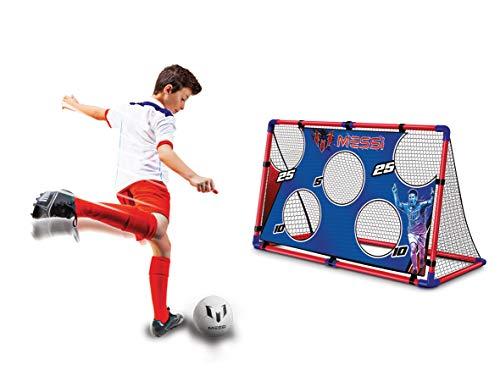 cde0628a6de OUTDOOR Messi Training 2 en 1 - Balón de fútbol + Bomba