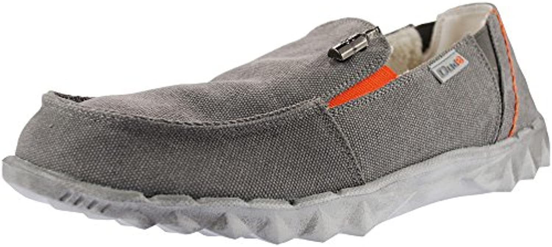 Hey Dude Dude Schuhe Pelzfutter Farty Chalet Funk Grau   Grau  42