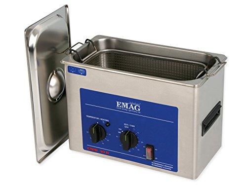 EMAG 60009 Appareil de nettoyage à ultrasons Emmi-40 H