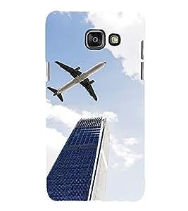 EPICCASE Aim High Mobile Back Case Cover For Samsung Galaxy A3 (2016) (Designer Case)