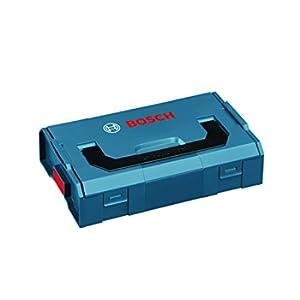 Bosch Professional L-BOXX Mini Valigetta Porta Attrezzi, Polipropilene, 300 g, Blu