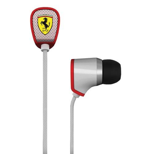 Ferrari Scuderia R100 Kopfhörer weiß