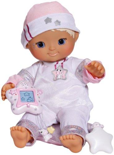Bandai 88200 - Star Friends Puppe blond (Doll Mama)