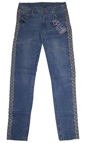 Arizona Mädchen Jean (Arizona Mädchen Jeans,Blau,170)