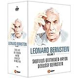 Leonard Bernstein, vol. 1 : Sibelius, Beethoven, Haydn, Debussy et Bernstein.