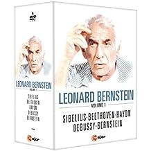 Leonard Bernstein- Sibelius, Beethoven, Haydn, Debussy, Bernstein