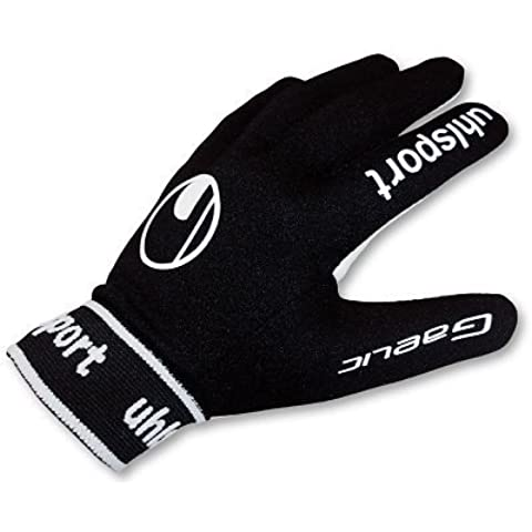 Gaelico Guanti (adulti), Black, glove size 5