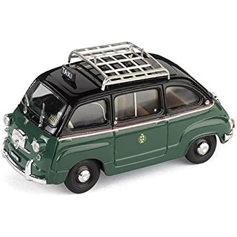 Fiat 600D Multipla Taxi Di Milano 1960 1:43 2002-2008 R334