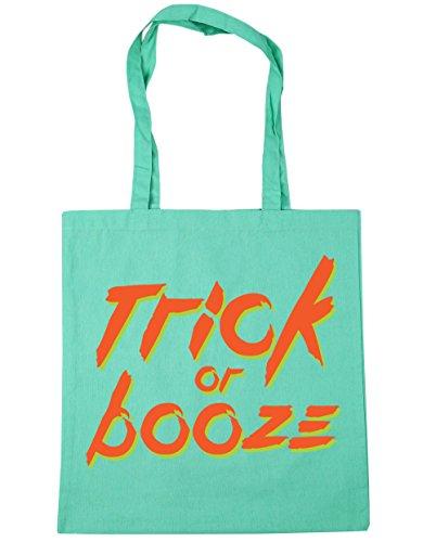 men Strandtasche Gr. Einheitsgröße, mint (Halloween-humor Tumblr)