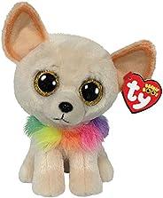 Ty - Beanie Boos Chewey 15 cm, Multicolor, T36324