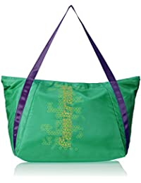 Fastrack Women's Tote Bag (Green)
