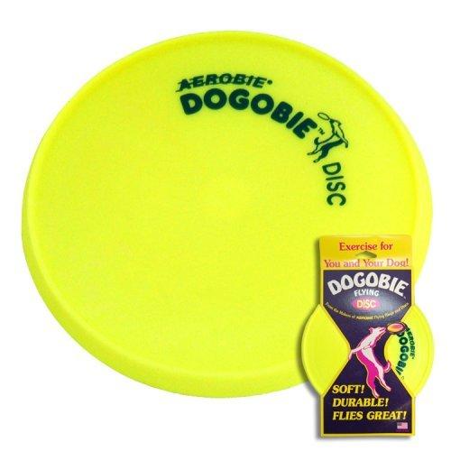 Aerobie Dogobie Disc - Yellow by Aerobie