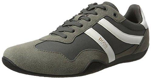 01 Runn Herren Sneaker 10198886 mx1 Grau BOSS Grey Orange Pulse Dark w6fq5tWnYx