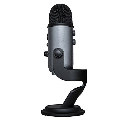 Blue Microphones Yeti Usb Microphone - Lunar Grey