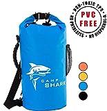 RevalCamp Dry Bag 5L Blau - Nicht Krebserregendes PVC* - wasserdichte Tasche aus TPU - Kein übler...
