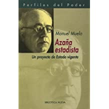 Azaña estadista (Spanish Edition)