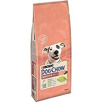 Purina Dog Chow Sensitive Pienso para Perro Adulto Salmón - 14 Kg