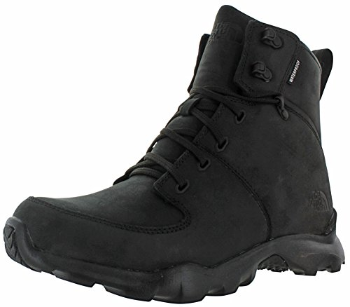 The North Face - The North Face Thermoball Versa Boots - Weimaraner Brown/Bombay Orange Schwarz