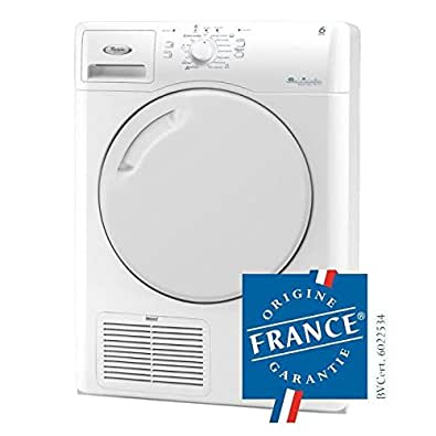 Whirlpool AZB 6571 - SECHE-LINGE A CONDENSATION