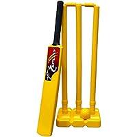 Splay Pelota de críquet de Cricket–tamaño 5–amarillo