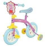 Peppa Pig m1427025,4cm 2-in-1-Training Bike