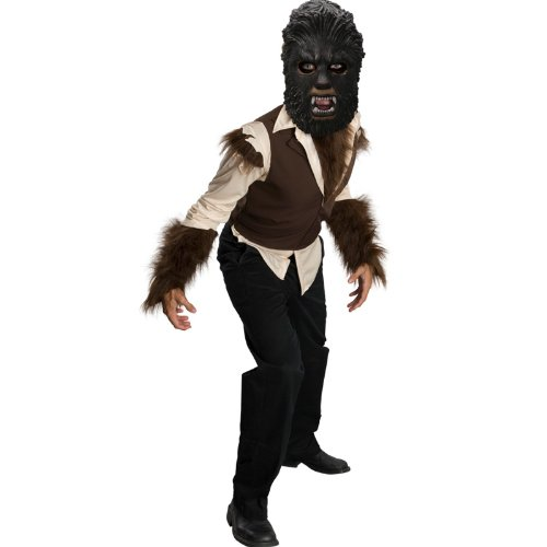 The Wolfman Halloween Costume - Child Size -