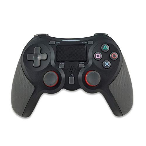Gamepad,Controlador Ps4 Bluetooth Gamepad InaláMbrico VibracióN Dual Control Remoto Joystick Compactflash-bluetooth