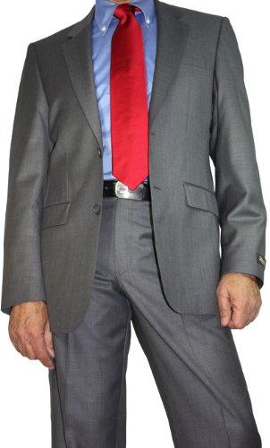VF-Fashion Feinster Super 150 Dimensioni Business 2-Knopf Anzug stone in 24