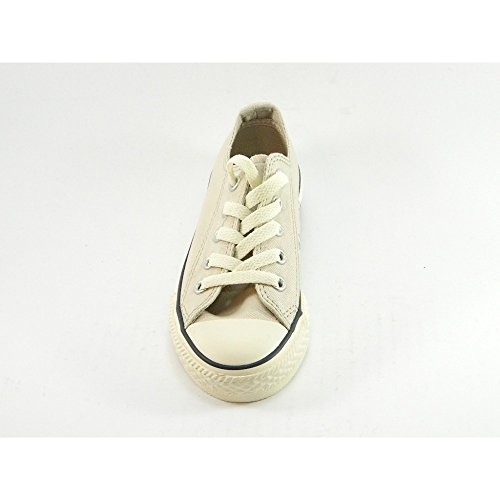 Converse - Converse All Star scarpe sneakers junior bassa low beige 630424C Beige