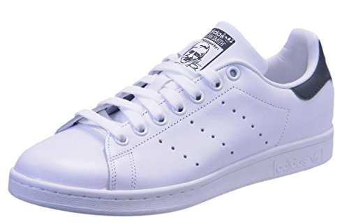 Adidas stan smith, scarpe da fitness uomo, bianco ftwbla/gricin 000, 38 2/3 eu