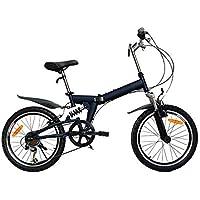 P H I L O D O Plegable Bicicleta de Montaña de 20 Pulgadas Hotel Real Estate Propiedad Prisma de Actividad Bicicleta