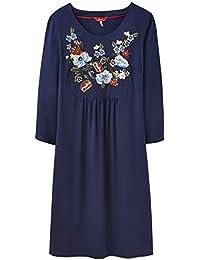 364e6488c3 Joules Alison Womens Long Sleeve Woven Dress S S 19