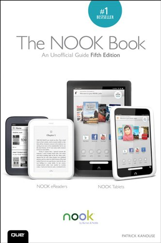 The NOOK Book: An Unofficial Guide (English Edition) eBook ...