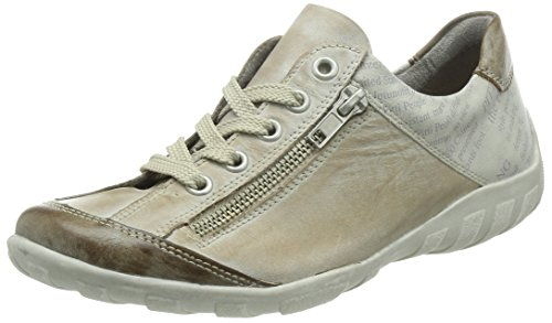 Remonte R3417 - Sneaker, , taglia Beige (Taupe/steel/ice / 42)
