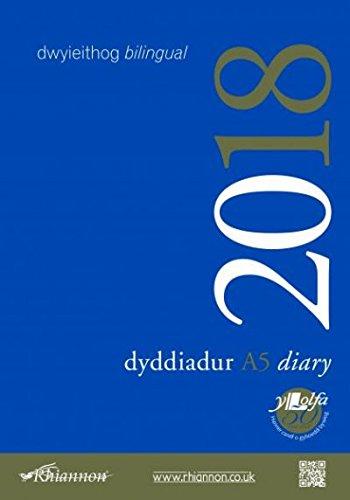 Dyddiadur Addysg A5 2018 Academic Diary