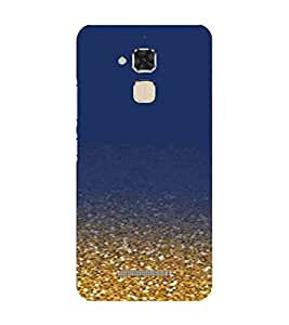 Ocean Pattern, Blue, Blue Ocean, Clear Ocean, Printed Designer Back Case Cover for Asus Zenfone 3 Max ZC520TL (5.2 Inches)