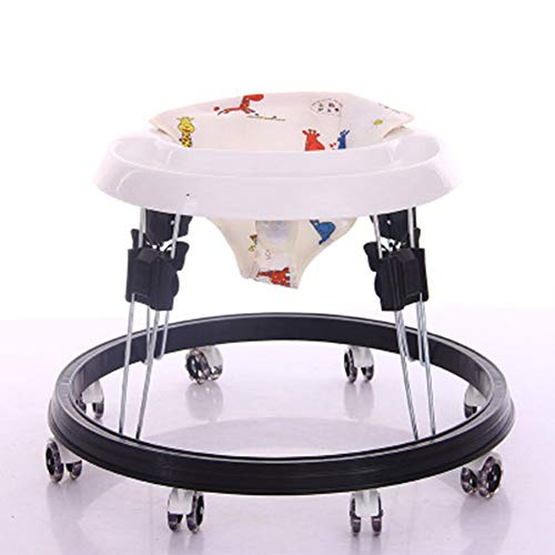Baby Walker Universal-Rad-Kind-Tropfen-Proof Beweglicher Multifunktions Scooter Baby