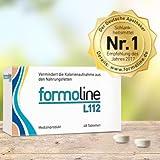 Formoline L112 Spar-Set 2x48 Tabletten.Leichter Abnehmen und Gewicht halten. Bis zu 3 Kleidergrößen schlanker!