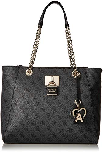 Guess Downtown Cool Tote Coal (Tote Coole)