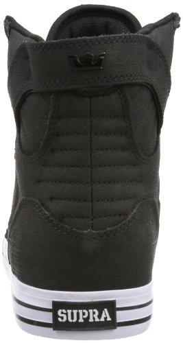 Supra - Skytop, Sneakers unisex Nero (Schwarz (BLACK/WHITE - WHITE BLK))
