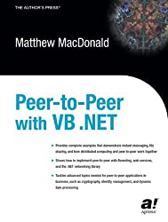 Peer-to-Peer with Vb.Net [Paperback]