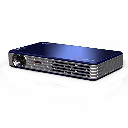 WiFi HDMI LED Pico Mini Projector DLP 2d 3d beamer Portable HD...