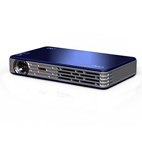 WiFi HDMI LED Pico Mini Projector DLP 2d 3d beamer...