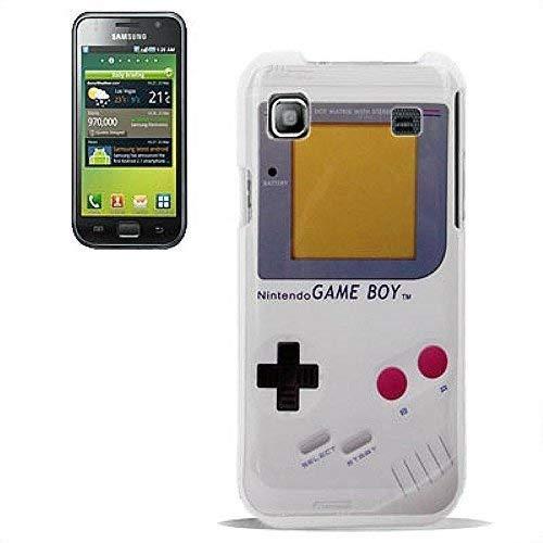 König-Shop Hard Case Hülle Gameboy für Handy Samsung Galaxy i9000 I9000 Hard Case