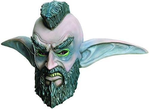 Generique - Mohawk Grenade World of Warcraft-Maske für Erwachsene (Warcraft-masken World Of)