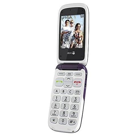 Doro Phone Easy 612 GSM téléphone portable débloqué