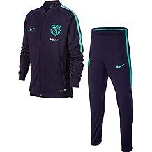 Nike FCB Y Nk Dry Sqd TRK K Chándal 754b59291fa